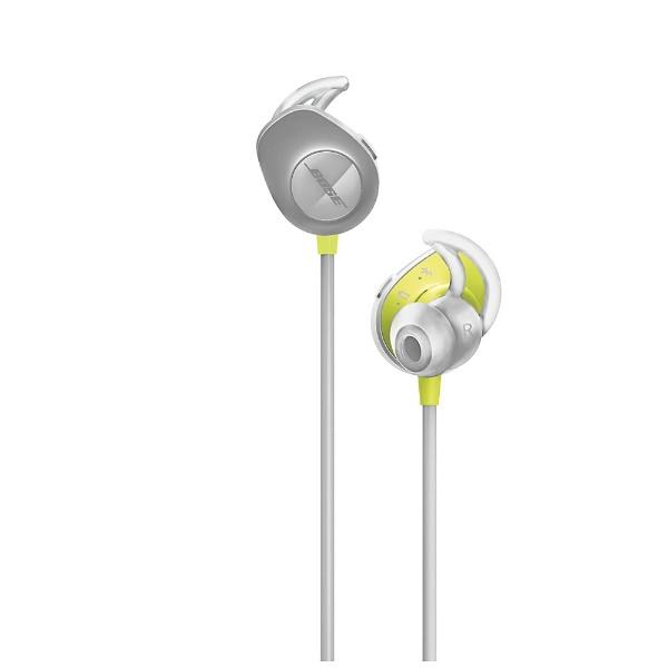 BOSEボーズブルートゥースイヤホンカナル型SoundSportwirelessheadphoneシトロンSSportWLSSCTN[リモコン・マイク対応/ワイヤレス(左右コード)/Bluetooth][BOSEボーズワイヤレスイヤホン]【rb_cpn】