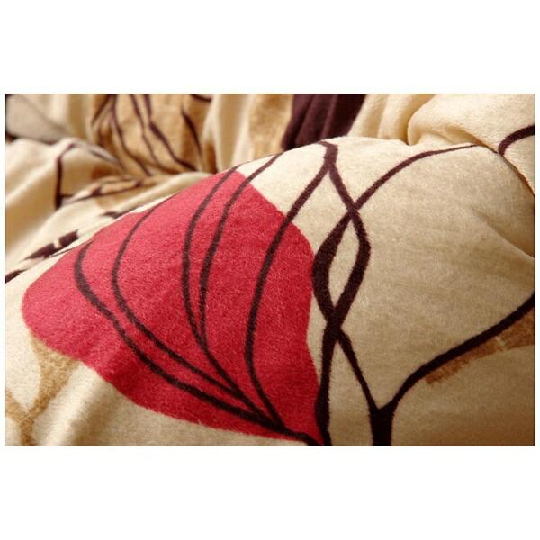 イケヒコIKEHIKO5965819こたつ布団SHINA(シャイナ)[対応天板サイズ:約75×75cm/正方形]