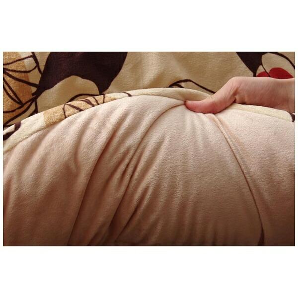 イケヒコIKEHIKO5965879こたつ布団SHINA(シャイナ)[対応天板サイズ:直径約90cm/円形]