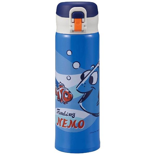 パール金属PEARLMETAL軽量ワンタッチパーソナルボトル500500mlCAPTAINSTAG(キャプテンスタッグ)ディズニーファインディング・ニモ/フレンズMA-2167[MA2167500ML]