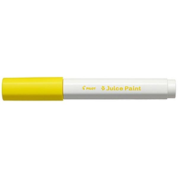 パイロットPILOT[水性マーカー]ジュースペイント細字イエローSJP-20F-Y