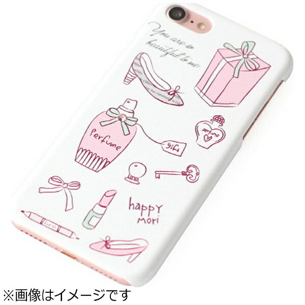 ROAロアiPhone7用BeautySalonサロンHappymoriHM8228i7