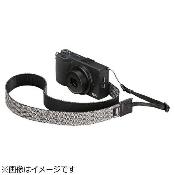 ハクバHAKUBAオリイロストラップ25mm(ヒシガタ)KST-ORDM25BW[KSTORDM25BW]