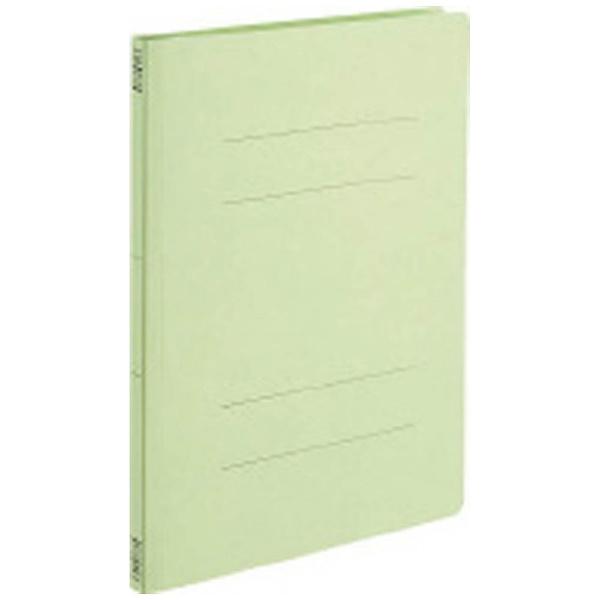 コクヨKOKUYO[ファイル]フラットファイルV樹脂製とじ具A4縦15mmとじ緑フ-V10G