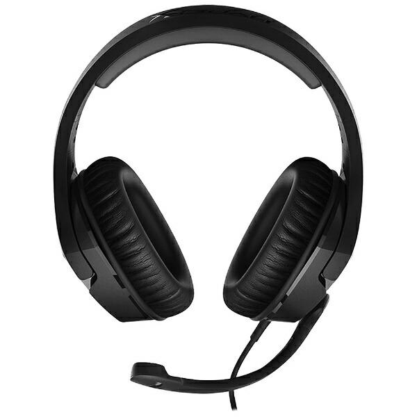 キングストンKingstonHX-HSCS-BK/ASゲーミングヘッドセットCloudStinger[φ3.5mmミニプラグ/両耳/ヘッドバンドタイプ][HXHSCSBKAS]