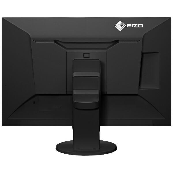 EIZOエイゾーLEDバックライト搭載液晶モニターFlexScanブラックEV2456-RBK[ワイド/WUXGA(1920×1200)][24インチ液晶ディスプレイEV2456RBK]