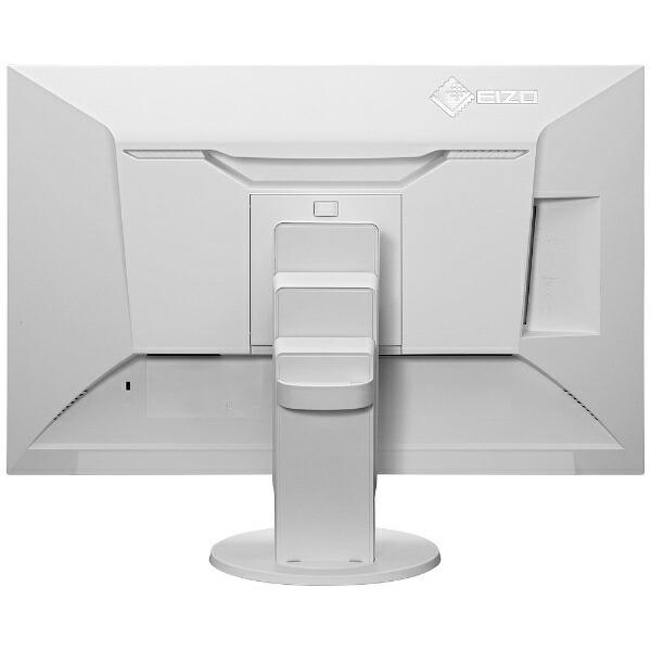 EIZOエイゾーLEDバックライト搭載液晶モニターFlexScanホワイトEV2451-RWT[23.8型/ワイド/フルHD(1920×1080)][23.8インチ液晶ディスプレイEV2451RWT]