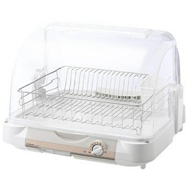 コイズミKOIZUMI食器乾燥機ホワイトKDE-6000/W[6人用][コンパクトKDE6000W]