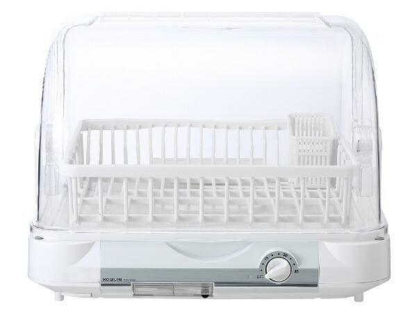 コイズミKOIZUMI食器乾燥機ホワイトKDE-5000/W[6人用][コンパクトKDE5000W]