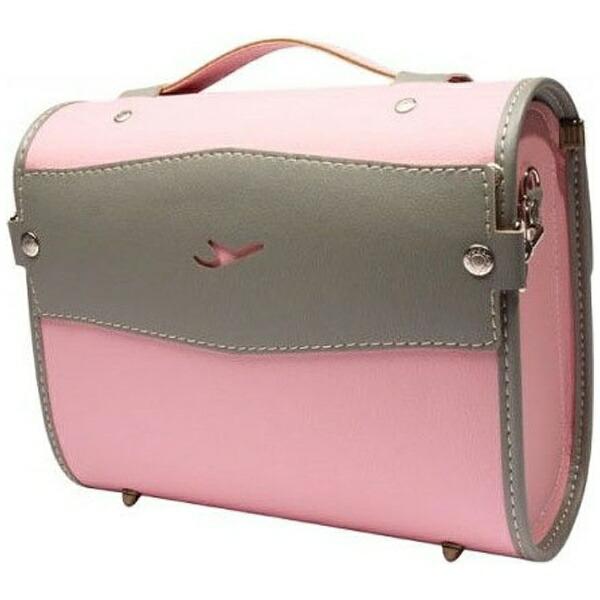 ELLYFACTORYエリーファクトリープレッピーカメラバッグベーシックビッグ(ピンク)