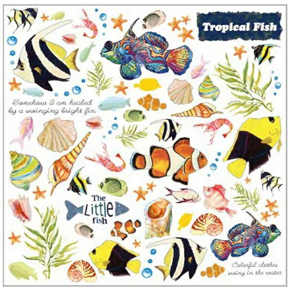 ライブエンタープライズLIVEENTERPRISEジュタドールモチーフM011フィッシュ(FISH)[CJMOT0111]