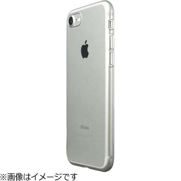 パワーサポートPOWERSUPPORTiPhone7用エアージャケットセットクリアPBY-71