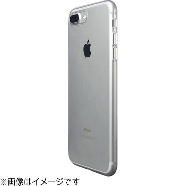 パワーサポートPOWERSUPPORTiPhone7Plus用エアージャケットセットクリアPBK-71