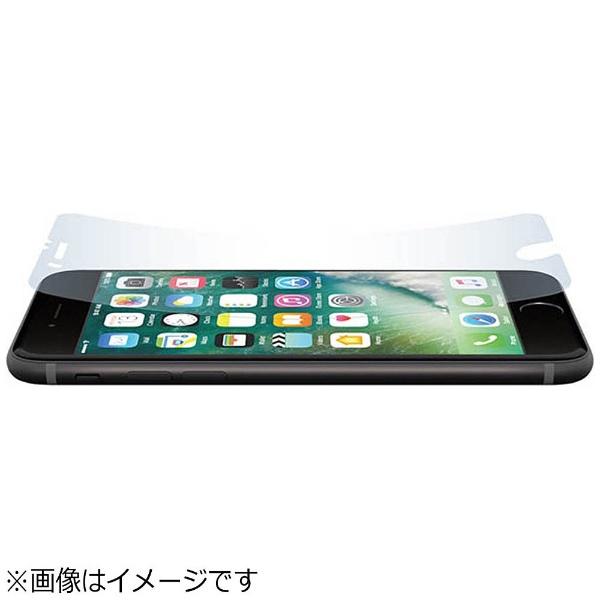 パワーサポートPOWERSUPPORTiPhoneSE(第2世代)4.7インチ/iPhone7用AFPクリスタルフィルムセットPBY-01