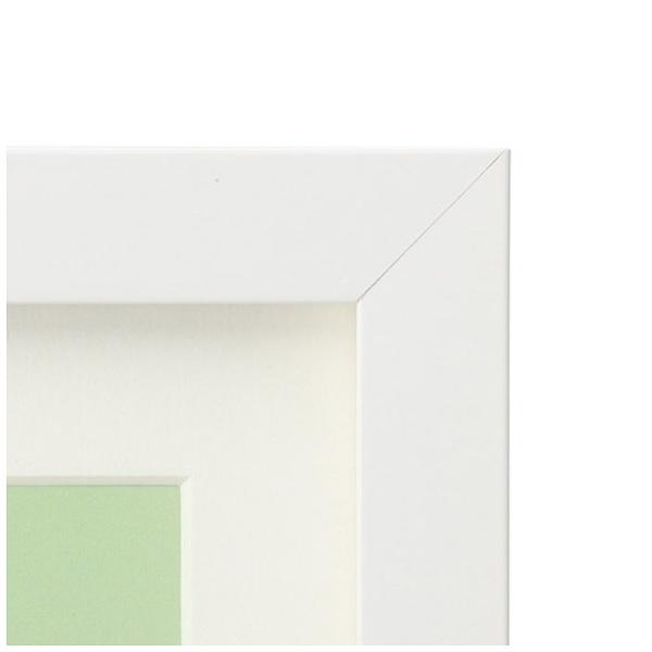 ハクバHAKUBA木製額縁(4切サイズ/ホワイト)FWMM01-WT4[FWMM01WT4]