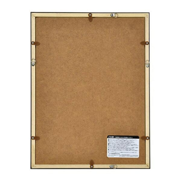 ハクバHAKUBA木製額縁(ワイド4切サイズ/ブラック)FWMM01-BKW4[FWMM01BKW4]