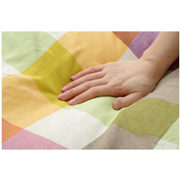 イケヒコIKEHIKO【掛ふとんカバー】サランNSKダブルサイズ(190×210cm/ピンク)