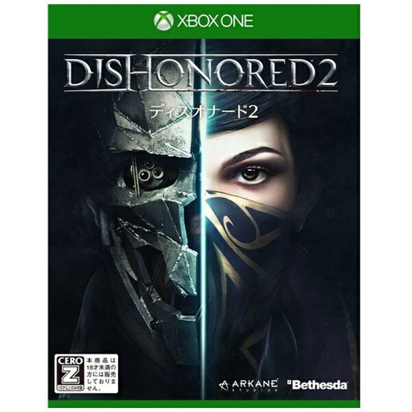 ベセスダソフトワークスBethesdaSoftworksDishonored2【XboxOneゲームソフト】