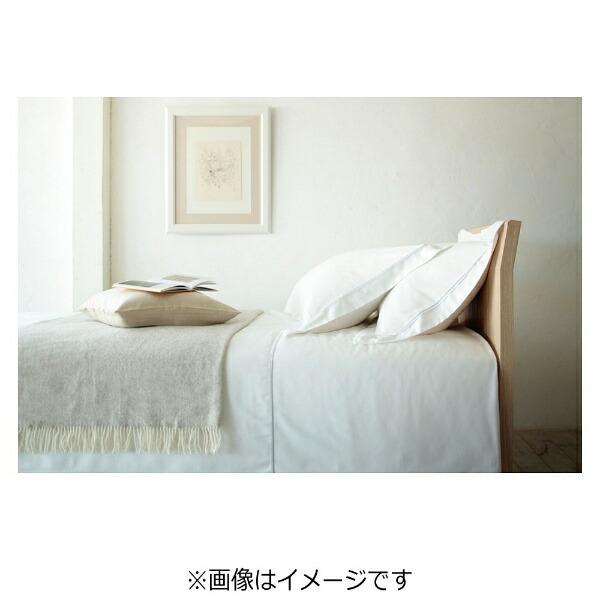 フランスベッドFRANCEBED【ボックスシーツ】エッフェプレミアムワイドダブルサイズ(綿100%/154×195×40cm/ホワイト)【日本製】フランスベッド