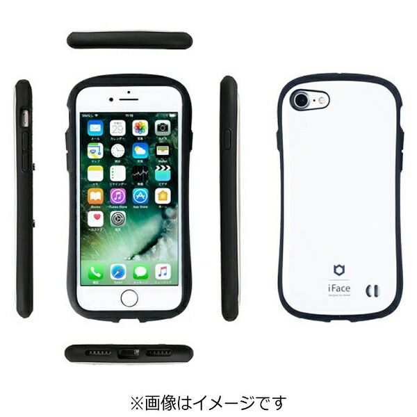 HAMEEハミィiPhone7用ifaceFirstClassケースブラック