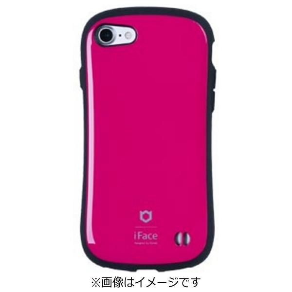 HAMEEハミィiPhone7用ifaceFirstClassケースホットピンク
