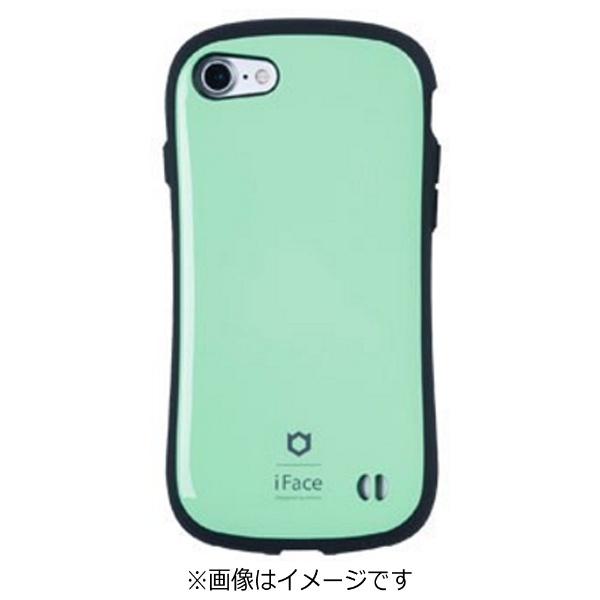 HAMEEハミィiPhone7用ifaceFirstClassケースミント