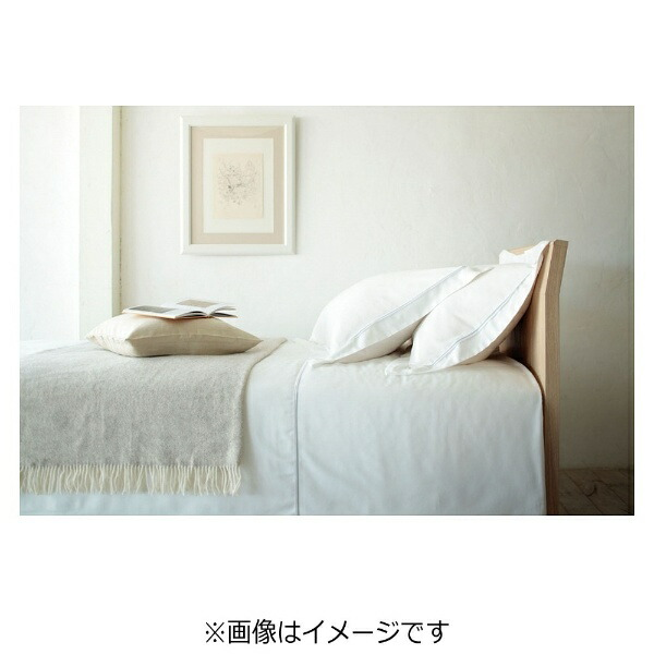 フランスベッドFRANCEBED【掛ふとんカバー】エッフェプレミアムダブルサイズ(綿100%/190×210cm/ラテブラウン)フランスベッド