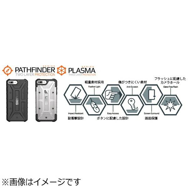 UAGURBANARMORGEARiPhone7Plus用PathfinderCaseブラックURBANARMORGEARUAG-RIPH7PLS-BLK