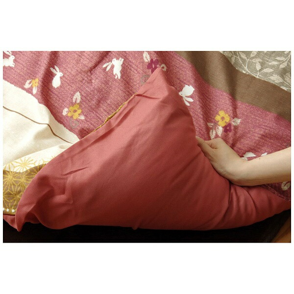 イケヒコIKEHIKO5097389こたつ布団カバーこよみローズ[対応天板サイズ:約90×135cm/長方形]