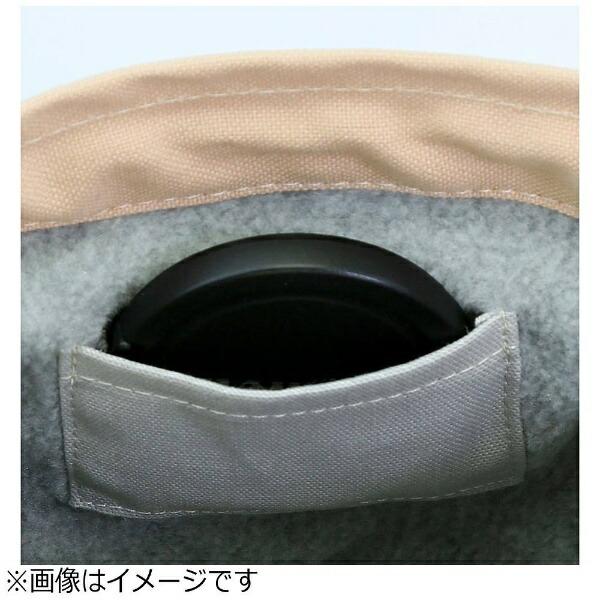 山田屋写真用品帆布カメラ巾着M(ピンクベージュ)CDBMSCPB