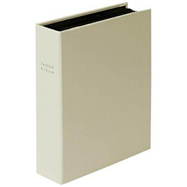 ナカバヤシNakabayashi折りたたみアルバム布表紙160枚収納(ベージュ)ア-TPL-161-V[アTPL161V]