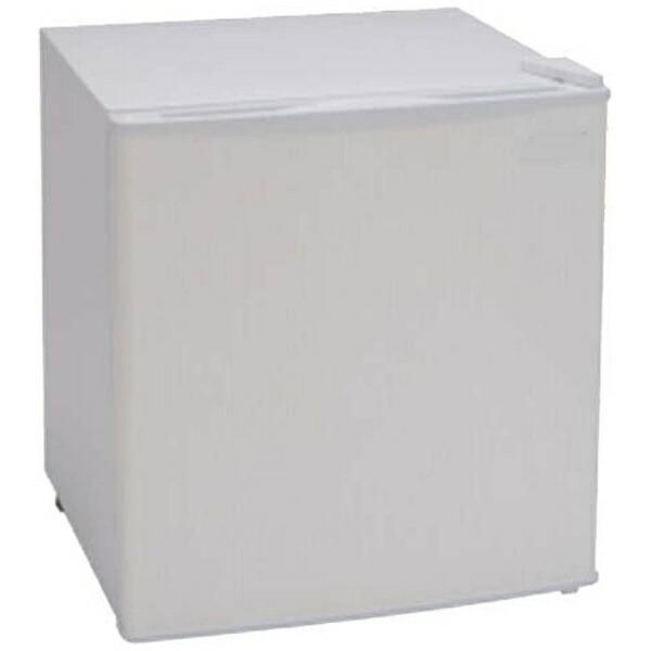 エスケイジャパンSKJapan冷蔵庫ホワイトSR-A50-W[1ドア/右開きタイプ/45L][冷蔵庫一人暮らし小型SRA50_W]