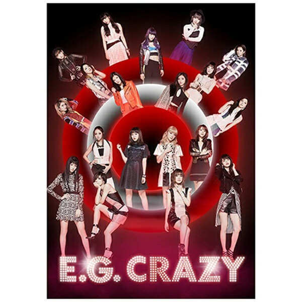 エイベックス・エンタテインメントAvexEntertainmentE-girls/E.G.CRAZY初回生産限定盤(DVD付)【CD】