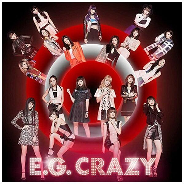エイベックス・エンタテインメントAvexEntertainmentE-girls/E.G.CRAZY通常盤(DVD付)【CD】