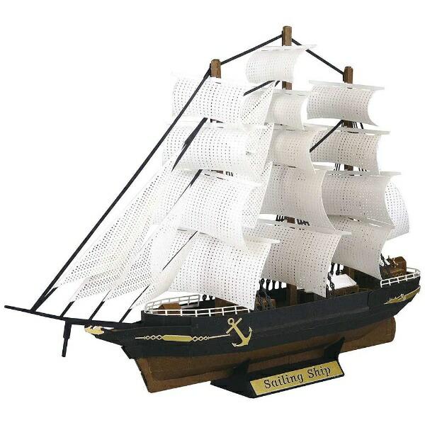 カワダKAWADAペーパーナノPN-127帆船