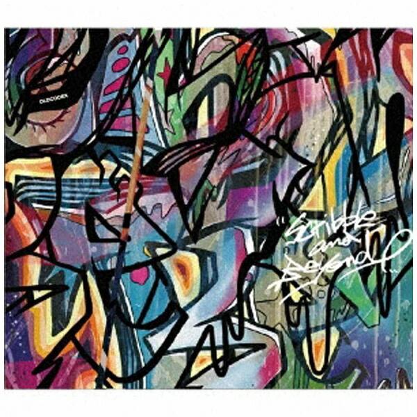 ランティスLantisOLDCODEX/アニメ『黒子のバスケウインターカップ総集編』主題歌:Scribble,andBeyond初回限定盤【CD】