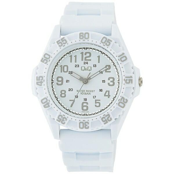 シチズンCBMCITIZENCBMシチズン時計Q&Q腕時計スポーツVR78-002[正規品]