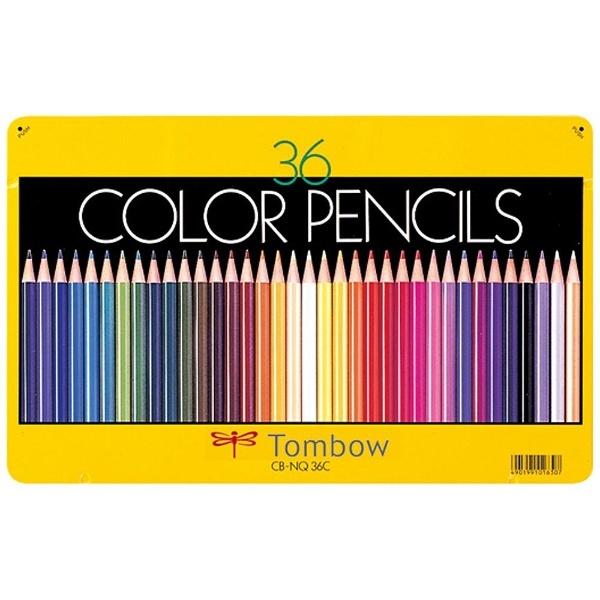トンボ鉛筆Tombow色鉛筆36色