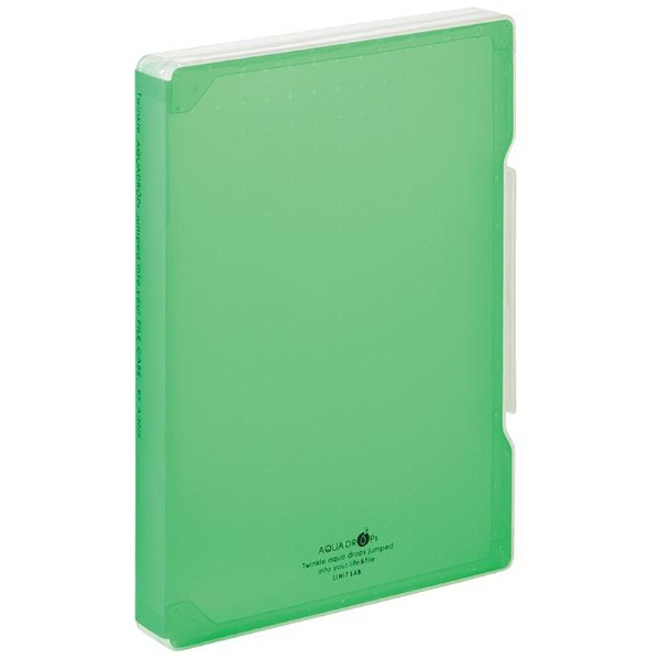 リヒトラブLIHITLAB.A-5029-6黄緑A4ファイルケース