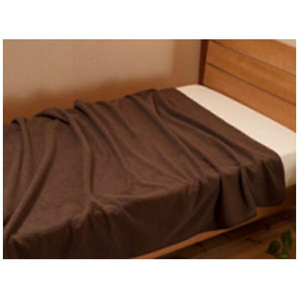 オーシンOSHIN毛布エバーウォーム(シングルサイズ/140×200cm/ブラウン)【日本製】