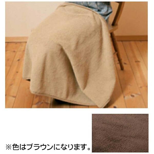 オーシンOSHIN【ひざ掛け】エバーウォームひざ掛け(Lサイズ/67×130cm/ブラウン)