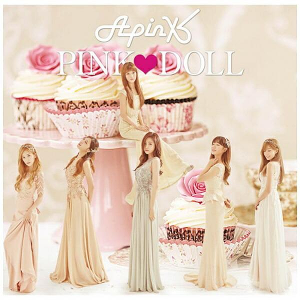 ユニバーサルミュージックApink/PINKDOLL初回生産限定盤B【CD】