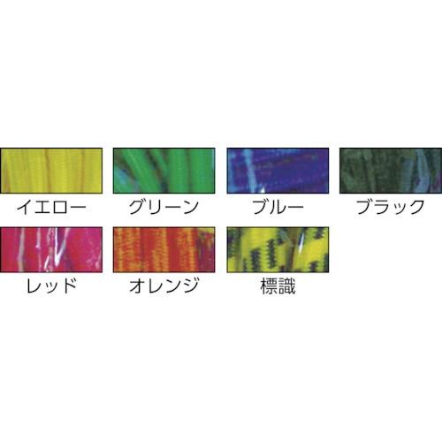 ユタカメイクYUTAKAユタカゴムカットゴムロープ6φ×5mブラックGT-12