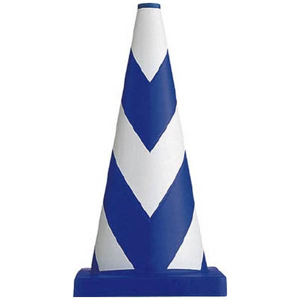 三甲サンコーサンコーヘビースコッチコーン700Hφ40(3.7Kg)ブルー/ホワイト8Y0049