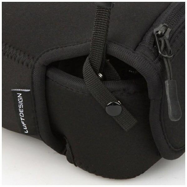 ハクバHAKUBAルフトデザインスリムフィットカメラジャケットL-120(ブラック)DCS-03L120BK[DCS03L120BK]