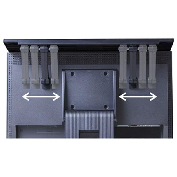 キングジムKINGJIMディスプレイボード(約H38×W500×D168mm・黒)DB-500