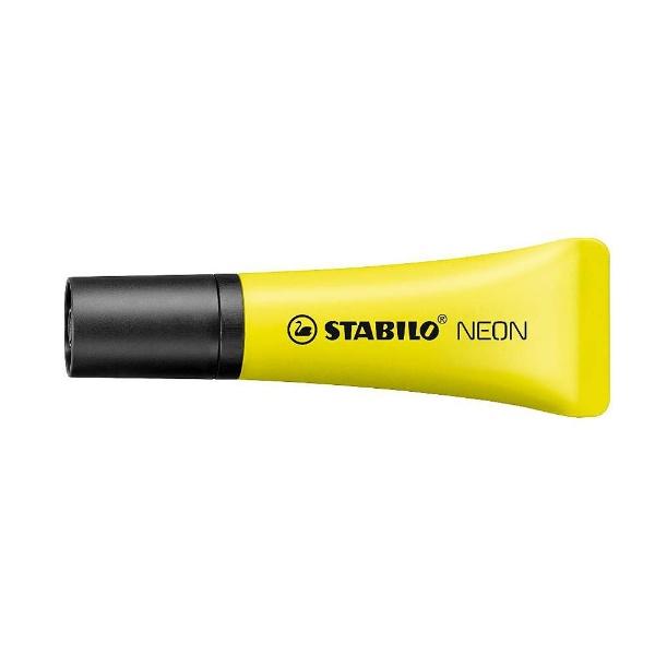 STABILOスタビロ[蛍光ペン]STABILONEON(ネオン)イエロー72-24