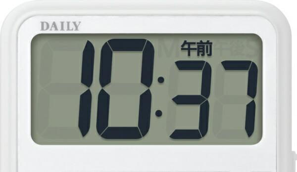 リズム時計RHYTHMデジタルタイマー「タイマーコンビF」8RTA03DA03[8RTA03DA03]