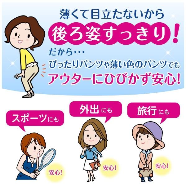 日本製紙クレシアcreciaポイズ肌ケアパッド超スリム多い時・長時間も安心用14枚
