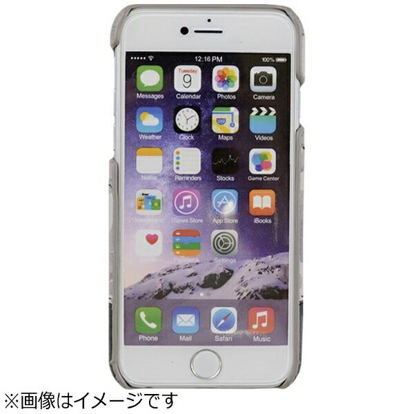 エムディーシーMDCiPhone7用BLACKBYMOUSSYアジャストケース迷彩・ブラウン2016IP-72147